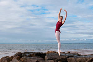 Cape Cod Dancer by HowNowVihao