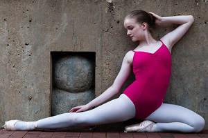 Dancer in -not- Grey II by HowNowVihao