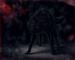 Azazel by areot
