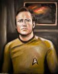 Kirk by RachelSatya