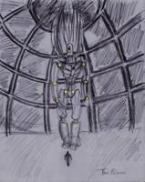 The Queen by Exleston