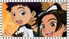 Abenobashi stamp by MisakiHanako