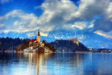 Lake Bled... by LordXar