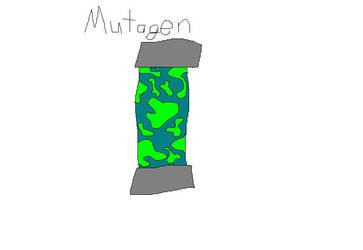 Mutagen Sketch by Skadadle