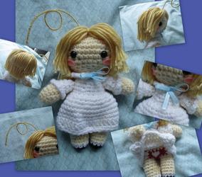 Chibi Canada Doll by LucarioFan1996