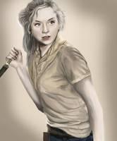 Beth - The Walking Dead by TacosPanda