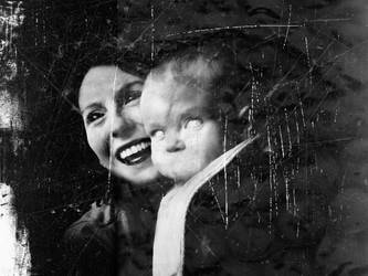 Apocaliptic Mother and her son by technics