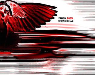 Fallen Angel in Darkness by technics