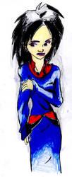Shadowgirl by BeldansFire
