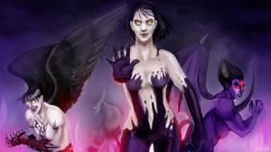 The Devils by julitka
