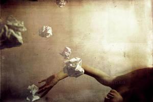 Crumpled Ego by MartinStranka