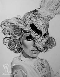 Lady Gaga by PriscillaW
