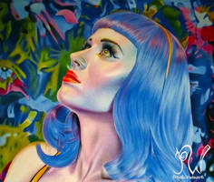 Katy Perry Color Pencils by PriscillaW