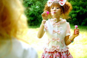 bubbles - lolita by paperplane-products