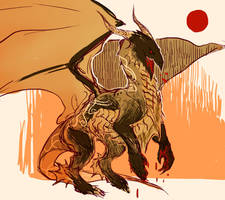 dragon1 by sleen-fire