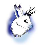 Request: Blue Bunny by Gogreendreamer123