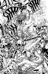 Commission  Art Rage by geniuspen