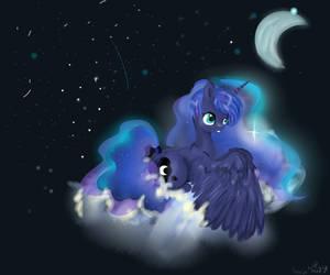 Princess Luna by Daria13-13