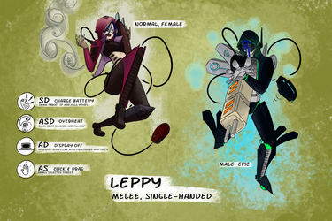 Leppy by Yportne
