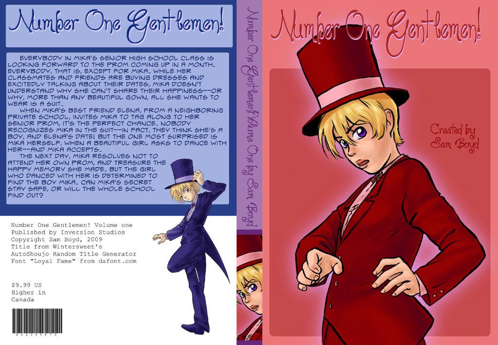 Number One Gentlemen by invertings