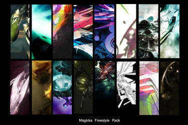 Magicka Freestyle Pack by Magicka
