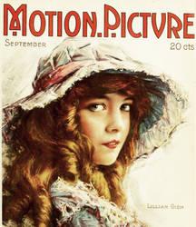 Lillian Gish 3 by Lespion1944