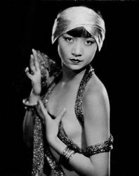 Anna May Wong sulty Asian beauty by Lespion1944
