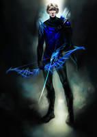 Archer by PurpleLemon13