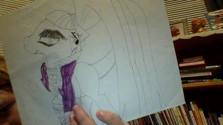 Rara as a dog by Miss-Dog-Lover