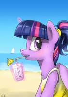 Purple Summer by Candylux