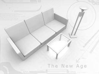 The New Age by LitoNico