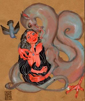 The Serpent Prince by sarajacksonjihad