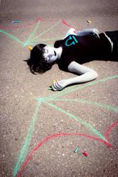 When my eyes run out of light [Terezi Pyrope] by Mitsuki-Aizawa