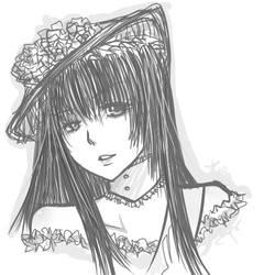 + Umineko : Virgilia + by ulan-chan