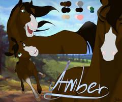 Amber by GliksiVanZero