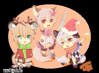 [G] - Christmas party by ruuchiya