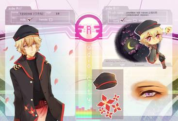 [R-C] - Tsukine app by ruuchiya