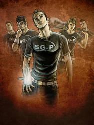 SG-P Heroes-Team by AntikerSG-P