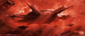 The Battle Begins by AntikerSG-P