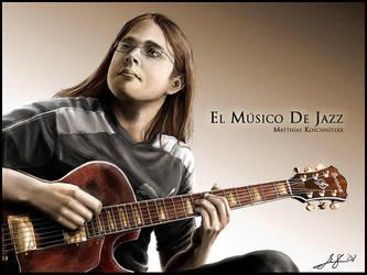 El Musico De Jazz by AntikerSG-P