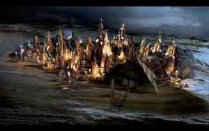 Tok'ra Homeworld 'Night' by AntikerSG-P