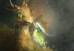 Dragon by Zetsuboushi
