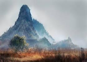 Landscape by Zetsuboushi