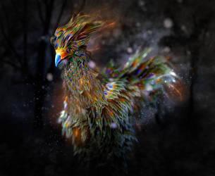 Fire Bird by Zetsuboushi