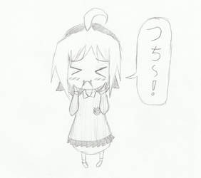 Anzu (Hanamaru Kindergarten) by kittyneko903