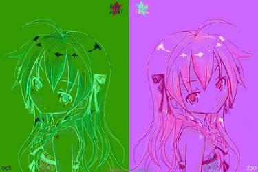 Eiza in Tegaki E by NickBeja