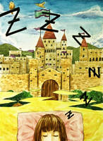 Into the Dreamer's world 3 by NickBeja