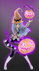 Eruka Pumpkin by NickBeja