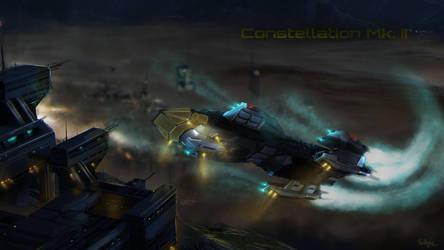 Constellation Mk. II (dark version) by TheOrigin79