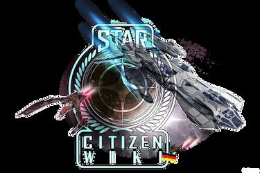 Star Citizen Wiki Logo (german) by TheOrigin79